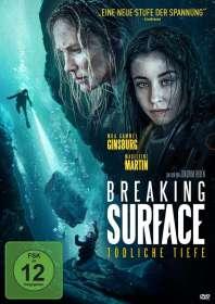 Joachim Heden: Breaking Surface, DVD