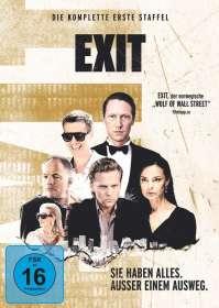 Oystein Karlsen: Exit Staffel 1, DVD