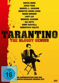 Tara Wood: Tarantino - The Bloody Genius, DVD