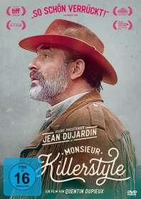 Quentin Dupieux: Monsieur Killerstyle, DVD