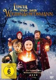 Christian Dyekjær: Lucia und der Weihnachtsmann, DVD