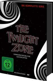 John Brahm: The Twilight Zone (Komplette Serie), DVD