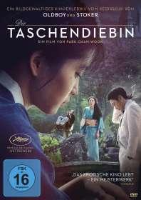 Park Chan-wook: Die Taschendiebin, DVD