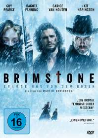 Martin Koolhoven: Brimstone, DVD
