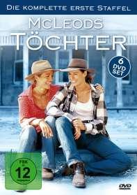 Geoff Bennett: McLeods Töchter Staffel 1, DVD