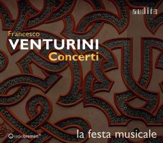 Francesco Venturini (1675-1745): Concerti, CD