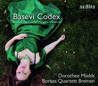 Basevi Codex - Musik am Hof der Margarete von Österreich, CD