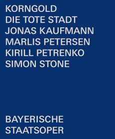 Erich Wolfgang Korngold (1897-1957): Die tote Stadt (Blu-ray), BR