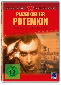 Sergej Eisenstein: Panzerkreuzer Potemkin, DVD
