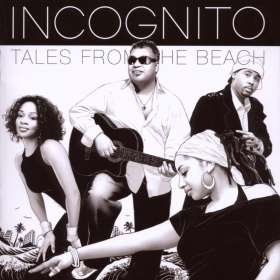 Incognito: Tales From The Beach, CD