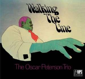 Oscar Peterson (1925-2007): Walking The Line, CD