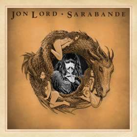 Jon Lord (geb. 1941): Sarabande (Remastered 2019), CD