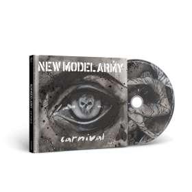 New Model Army: Carnival (Limited Mediabook), CD