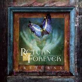 Return To Forever: Returns - Live, CD