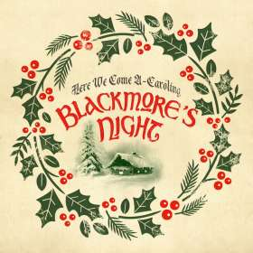 Blackmore's Night: Here We Come A-Caroling (Limited Edition), CDM