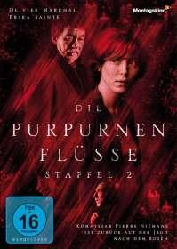 Die purpurnen Flüsse Staffel 2, DVD