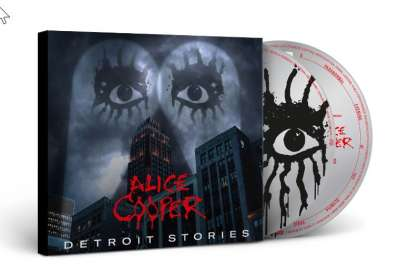 Alice Cooper: Detroit Stories (Limited Edition), CD