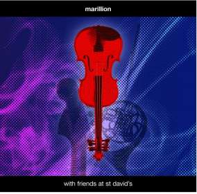Marillion: With Friends At St David's, CD