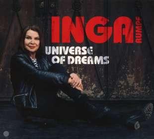 Inga Rumpf: Universe Of Dreams & Hidden Tracks, CD
