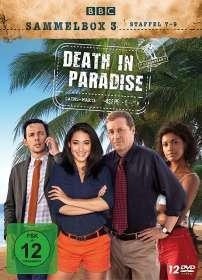 Robert Thorogood: Death in Paradise Staffel 7-9 (Sammelbox 3), DVD