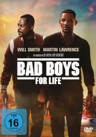 Adil El Arbi: Bad Boys for Life, DVD