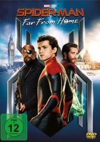 Jon Watts: Spider-Man: Far from Home, DVD