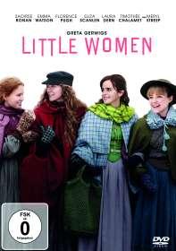 Greta Gerwig: Little Women (2019), DVD