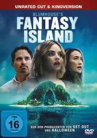 Jeff Wadlow: Fantasy Island, DVD