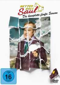 Better Call Saul Staffel 5, DVD