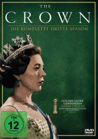 The Crown Staffel 3, DVD