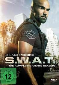 S.W.A.T. Staffel 4, DVD