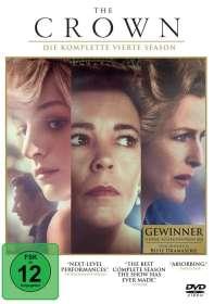 The Crown Staffel 4, DVD