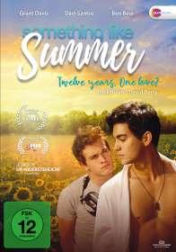David Berry: Something like Summer (OmU), DVD