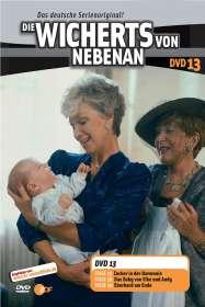 Rob Herzet: Die Wicherts von nebenan DVD 13, DVD
