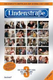 Lindenstraße Staffel 3, DVD