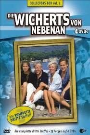 Rob Herzet: Die Wicherts von nebenan Staffel 3, DVD