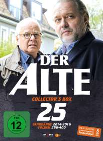 Der Alte Collectors Box 25, DVD
