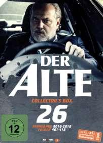 Der Alte Collectors Box 26, DVD
