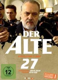 Der Alte Collectors Box 27, DVD