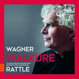 Richard Wagner (1813-1883): Die Walküre, CD