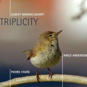 Albert Mangelsdorff (1928-2005): Triplicity (180g) (Limited-Edition) (exklusiv für jpc), LP