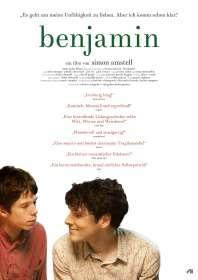 Simon Amstell: Benjamin (OmU), DVD