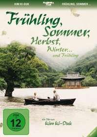 Kim Ki-Duk: Frühling, Sommer, Herbst, Winter...und Frühling, DVD