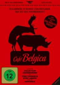 Felix Van Groeningen: Café Belgica, DVD