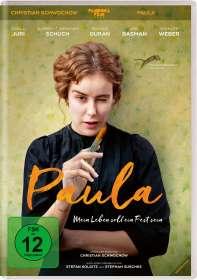 Christian Schwochow: Paula, DVD