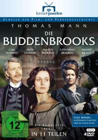 Franz Peter Wirth: Die Buddenbrooks (1979) (Komplette Serie), DVD