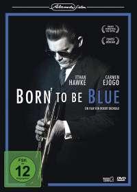 Robert Budreau: Chet Baker: Born to be Blue, DVD
