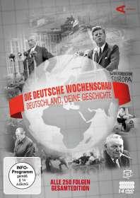 Die Deutsche Wochenschau - Deutschland, deine Geschichte (Komplettbox), DVD