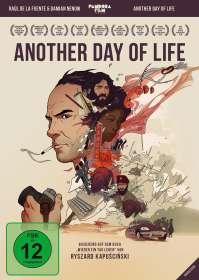 Raúl de la Fuente: Another Day of Life, DVD