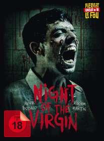 Roberto San Sebastian: The Night of the Virgin (Blu-ray & DVD im Mediabook), BR